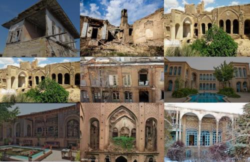 صدها خانه تاریخی در حال ویرانی اند، خانه اذان گوی شیعی به موزه تبدیل می شود.