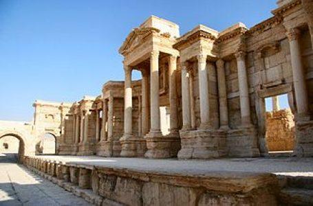 پالمیرا، شهری که اشکانیان ساختند، به دست داعش بمب گذاری شد