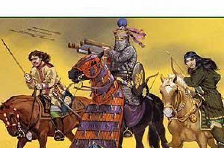 Sassanian Elite Cavalry